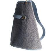 Sharkskin bag